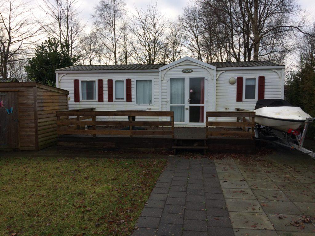 Verkoop-stacaravans.nl - Te koop stacaravan Bergumermeer 655 ...